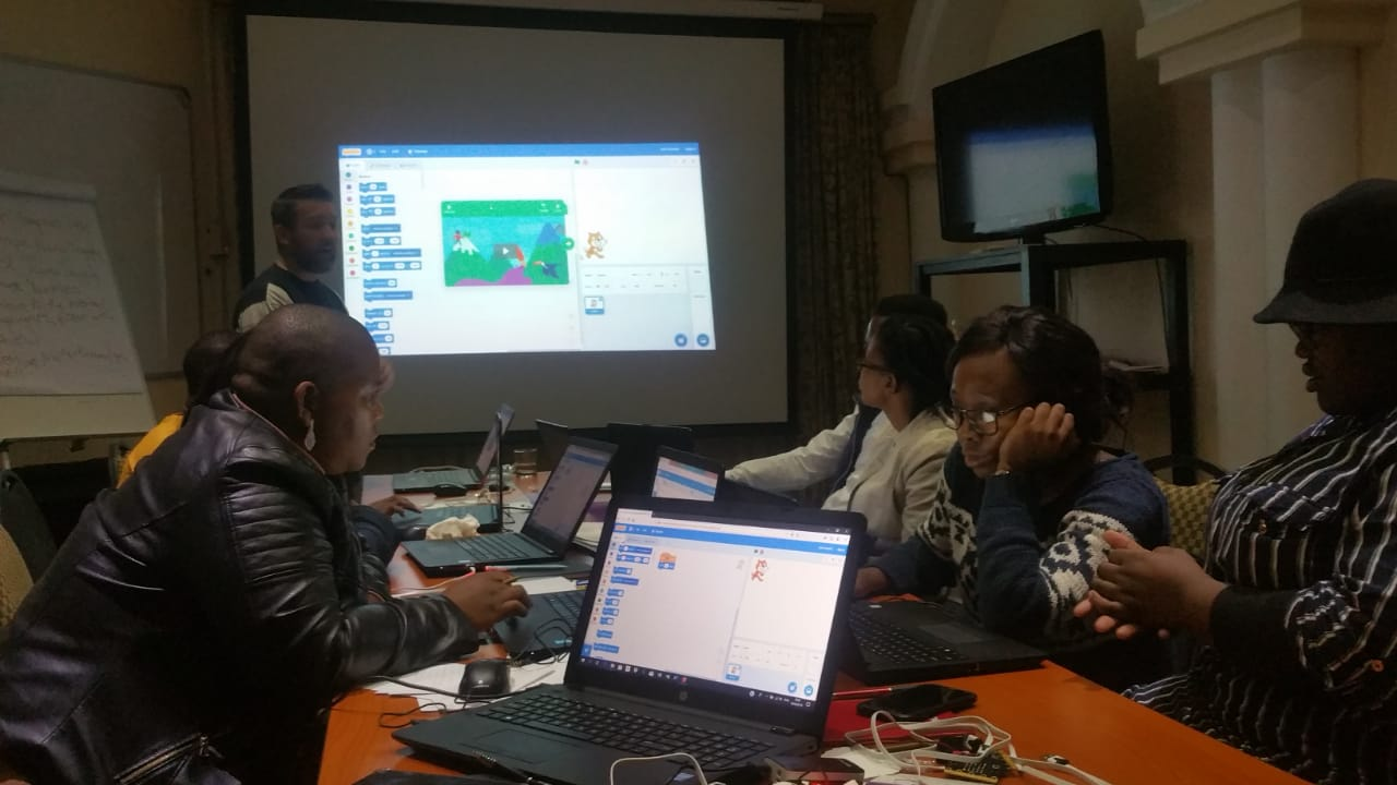 Ict in a classroom