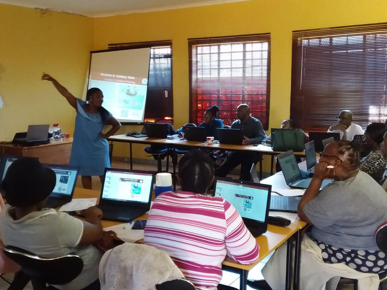 ICT training